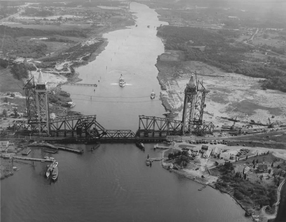 Canal RR Bridge